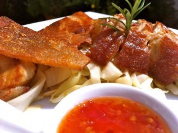pancetta croccante