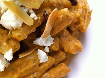 Strozzapreti con pesto alla siciliana2