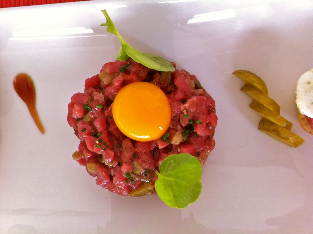 Classic Steak Tartare Recipe — Dishmaps